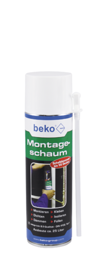 beko Montageschaum 500 ml
