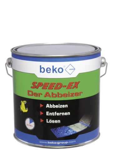 beko SPEED-EX  Der Abbeizer 2,5 l